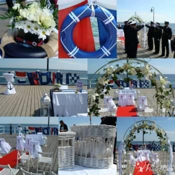 Organizacja i Dekoracja Imprez Magic Time, Wedding planner Gdańsk