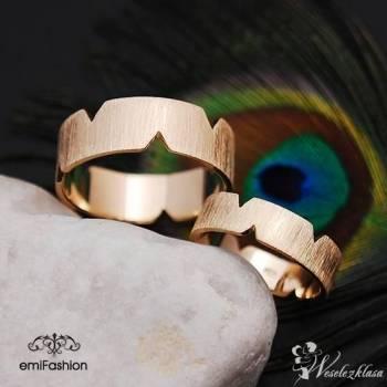 EmiFashion - Nietypowe obrączki i biżuteria ślubna, Obrączki ślubne, biżuteria Supraśl
