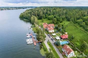 Hotel Amax- komfort nad brzegiem jeziora, Sale weselne Ruciane-Nida