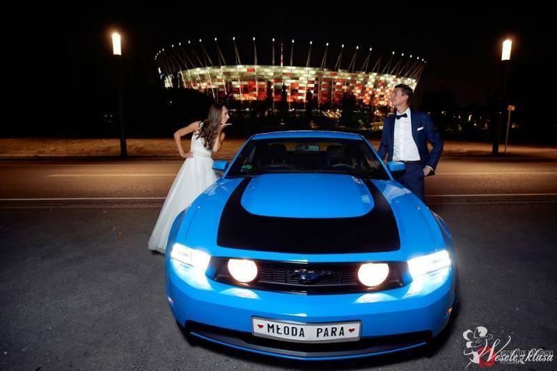 Ford Mustang GT 2010 do Ślubu Wyjątkowy kolor!, Legionowo - zdjęcie 1