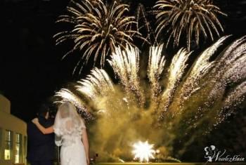 Niezapomniane wesele - wyjątkowe widowiska pirotechniczne!, Pokaz sztucznych ogni Toruń