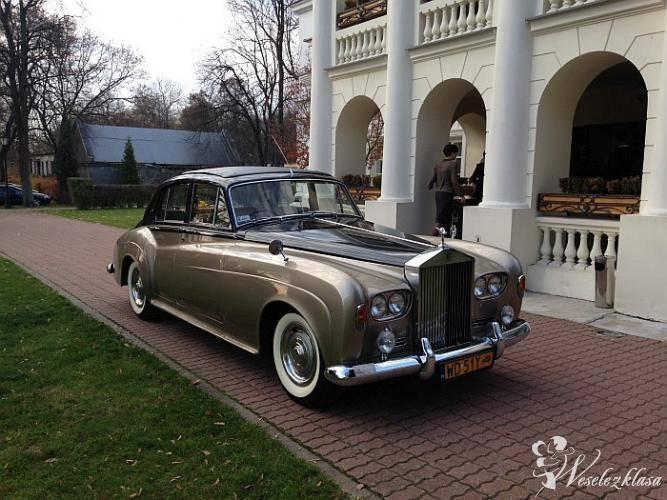 Auta zabytkowe Rolls Royce,Bentley,Mercedes 123 Be, Warszawa - zdjęcie 1