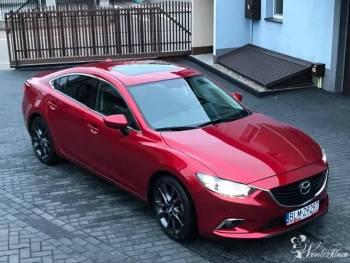 Wynajme Auto Do Slubu Mazda 6., Samochód, auto do ślubu, limuzyna Łomża