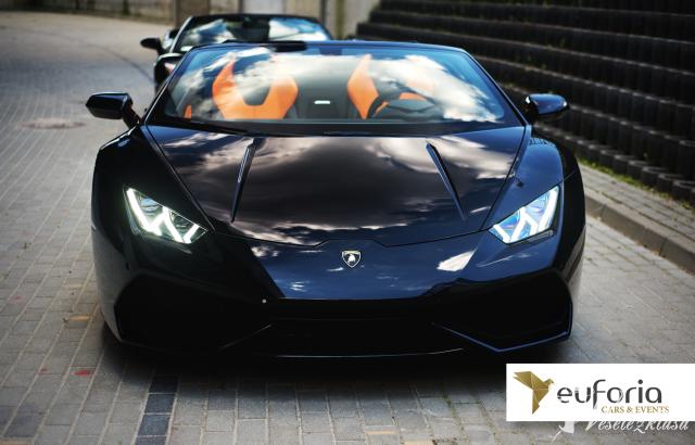 Lamborghini do ślubu !!!, Warszawa - zdjęcie 1