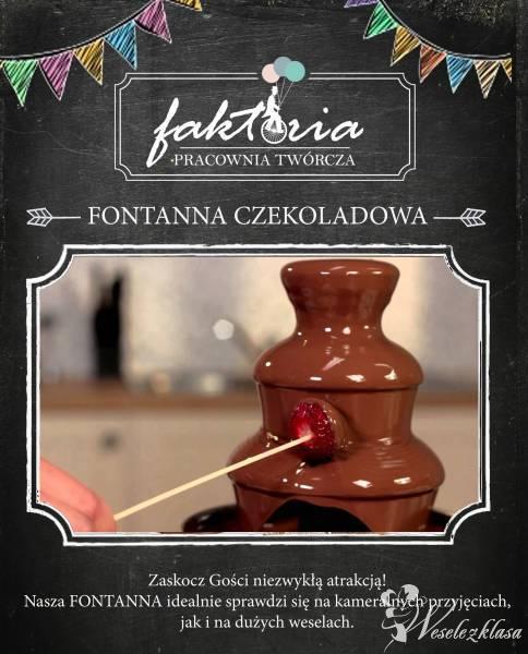 Fontanna czekoladowa na wesela i przyjęcia - Fakto, Świnoujście - zdjęcie 1