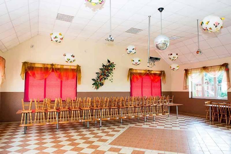 Imprezy okolicznosciowe, wesela, Chmielew - zdjęcie 1