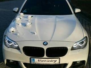 Biały Mercedes W204 BMW M5 Jaguar Daimler,  Bochnia