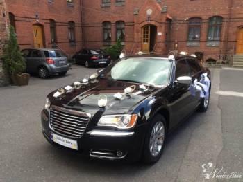 Chrysler 300C (nowy model) do ślubu limuzyna, Samochód, auto do ślubu, limuzyna Zakroczym