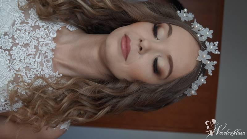 Makijaże ślubne, wieczorowe z dojazdem do klienta, Stargard - zdjęcie 1
