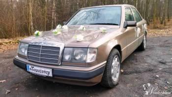 Mercedes W124 Youngtimmer do ślubu!, Samochód, auto do ślubu, limuzyna Czeladź
