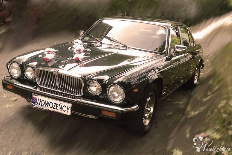Auto klasyk do ślubu, zabytkowy Jaguar XJ6 SOVEREIGN., Katowice - zdjęcie 1