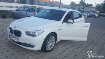 Auto Do Ślubu  BMW 530d Gran Turismo, Samochód, auto do ślubu, limuzyna Żuromin