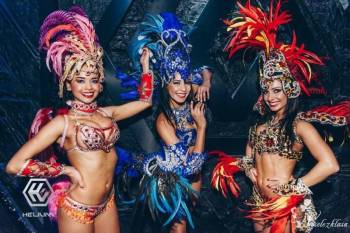 Pokazy samby brazylijskiej! Samba Art., Pokaz tańca na weselu Pilawa