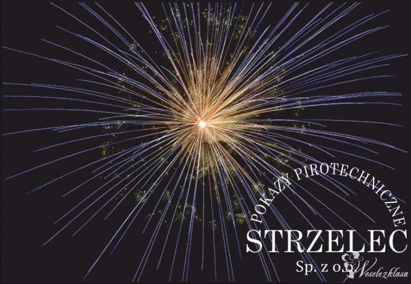 Pokaz sztucznych ogni , fajerwerki na wesele, Łódź - zdjęcie 1