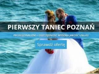 Pierwszy Taniec 15 godzin + DJ WODZIREJ/oprawa muzyczna ślubu,  Poznań