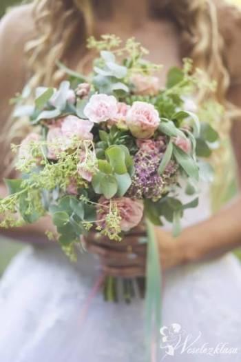 Zielony Stół - kwiaty i dekroacje ślubne, Kwiaciarnia, bukiety ślubne Żabno