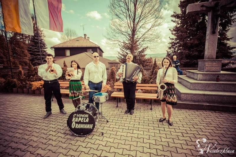 Kapela Orawianie profesjonalny 6 osobowy zespół na wesele 100% na żywo, Kraków - zdjęcie 1