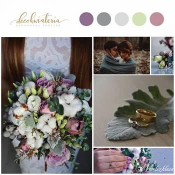 Komplekosowa organizacja florystyczno-dekoracyjna , Kwiaciarnia, bukiety ślubne Baborów