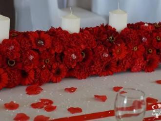 Dekoracje ślubne, weselne, kościoły, podświetlany napis LOVE,,  Wejherowo