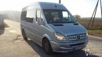 9 osobowy Mercedes Sprinter, Wynajem busów Płońsk