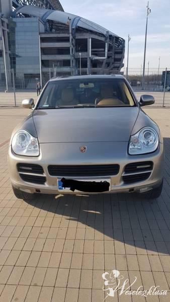 Luksusowe Porsche Cayenne doślubu!, Samochód, auto do ślubu, limuzyna Murowana Goślina