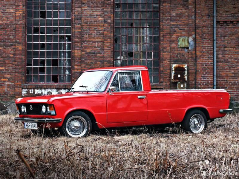 Unikatowy Zabytek Klasyk 125p Pick-Up Custom , Warszawa - zdjęcie 1