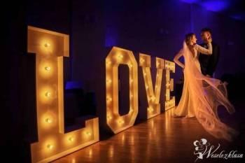 Stojacy świecący NAPIS LOVE || DUŻE LOVE || GIRLANDY ŚWIETLNE, Napis Love Olszyna
