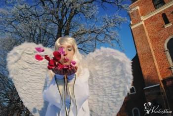 Aniołki na szczudłach oraz Fireshow Teatr Na Co-Dzień, Anioły na szczudłach Łęczyca