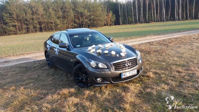 Infiniti m 37 s Premium / Limuzyna / Samochód, Serock - zdjęcie 1