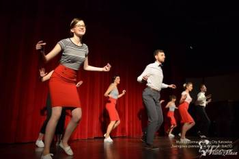 Lata '20 - Lata '40 - Oryginalny Pokaz Swingu w klimacie Vintage, Pokaz tańca na weselu Bielsko-Biała