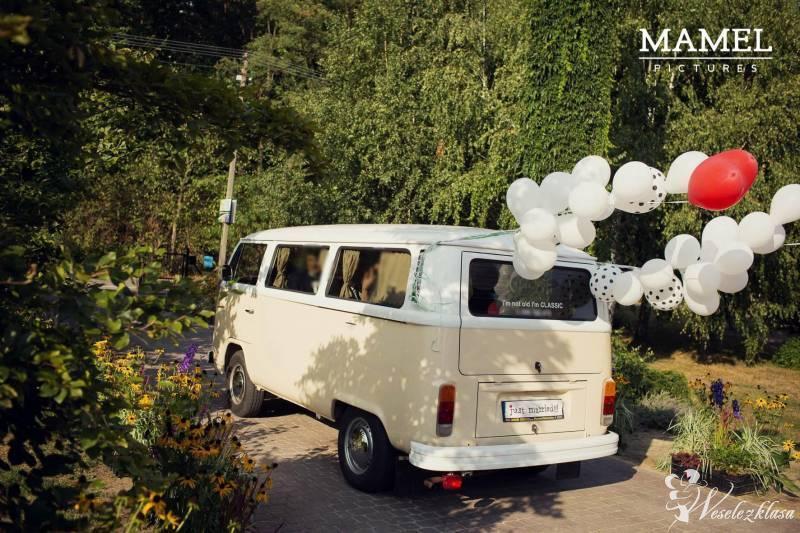 Zabytkowy Ogórek do Ślubu VW - Volkswagen T2 Bulik, Józefów - zdjęcie 1