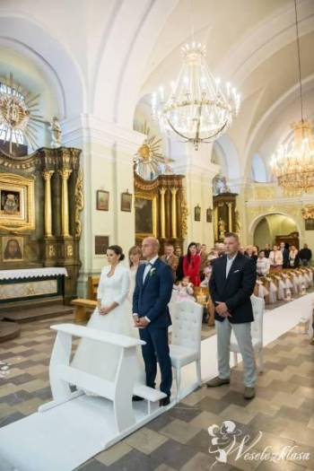 Dekoracja: sali weselnej, kościoła, pojazdu ...., Dekoracje ślubne Szadek