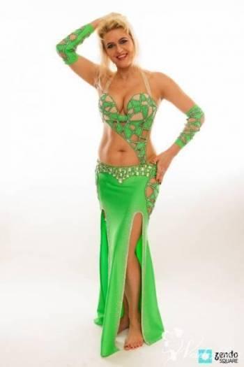 Taniec Brzucha - pokaz tańca orientalnego, Pokaz tańca na weselu Podkowa Leśna