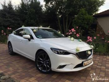 Wynajem Mazda 6, Samochód, auto do ślubu, limuzyna Szczucin
