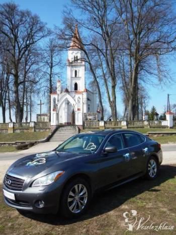 Wyjątkowe Infiniti M 37X do waszej dyspozycji., Samochód, auto do ślubu, limuzyna Białystok