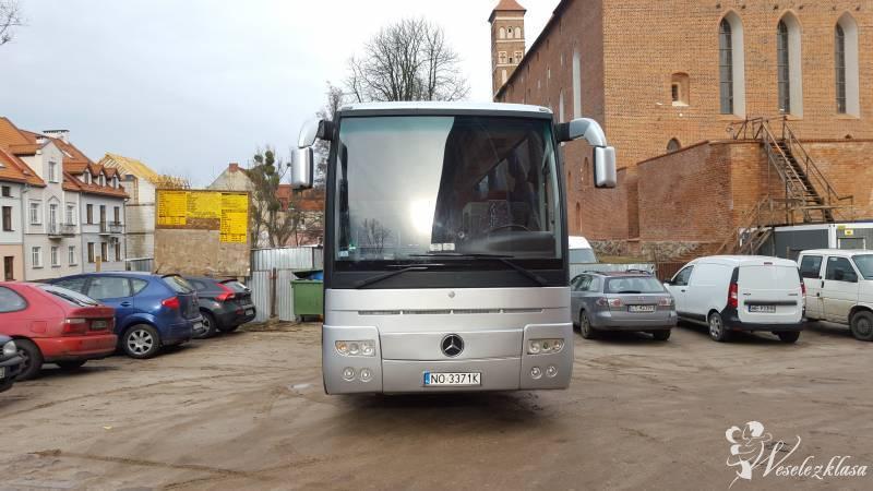 Wynajem Autokarów 49 osób i busów od 9 do 18 osób, Olsztyn - zdjęcie 1