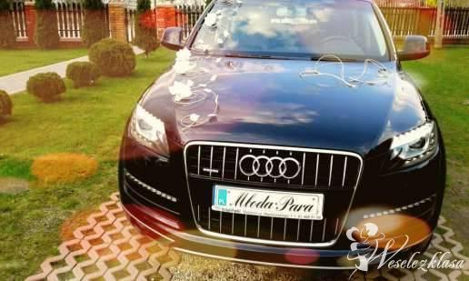 Samochód do ślubu Audi Q7, Kobyłka - zdjęcie 1