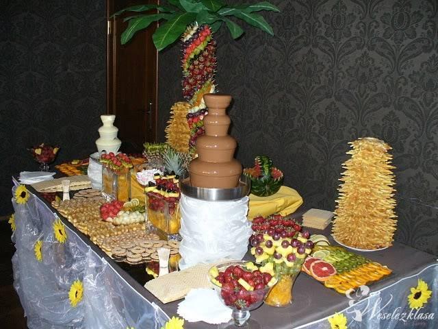 Fontanna czekoladowa Czekoladowy Słonecznik, Radom - zdjęcie 1