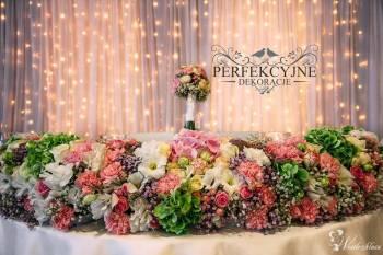 Perfekcyjne Dekoracje zadbamy o Waszą uroczystość!, Dekoracje ślubne Lubawka