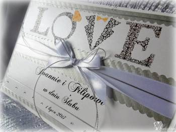 Finesse Zaproszenia ślubne i dodatki weselne, Zaproszenia ślubne Miejska Górka
