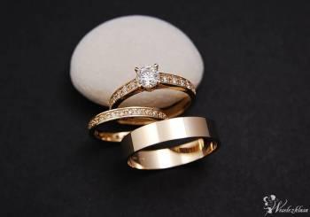 Ekskluzywne obrączki ślubne ARGENTO, Obrączki ślubne, biżuteria Hajnówka