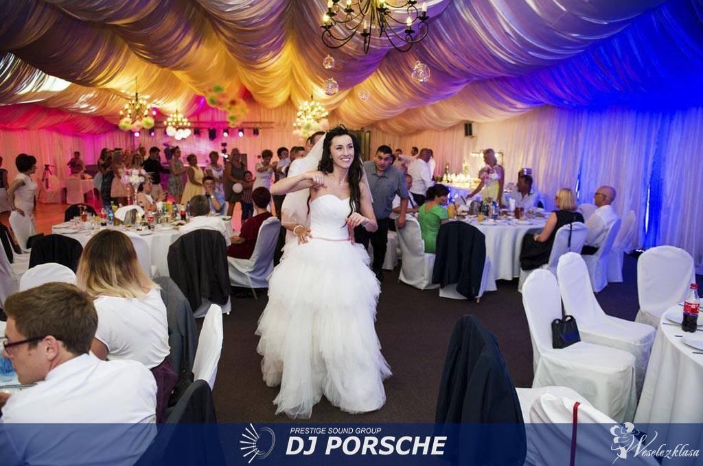 DJ Porsche - DJ/Wodzirej na wesele,oświetlenie dekoracyjne, ciężki dym, Częstochowa - zdjęcie 1