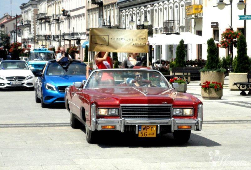 Cadillac Eldorado Cabrio 1976 wynajem Syrena 103 J, Przysucha - zdjęcie 1