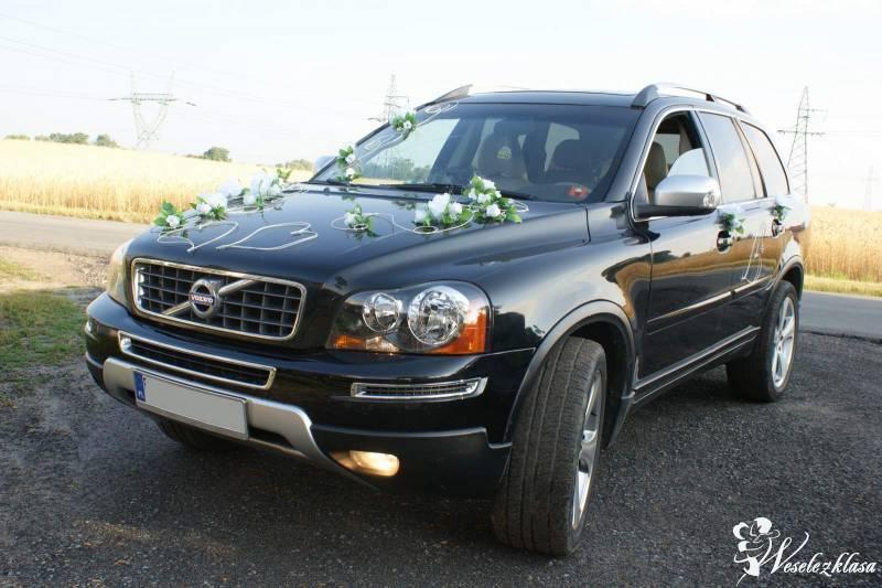Limuzyna Volvo XC90 Czarny, 7 miejsc, Konin - zdjęcie 1