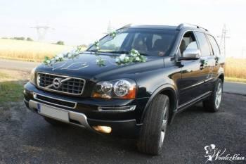 Limuzyna Volvo XC90 Czarny, 7 miejsc, Samochód, auto do ślubu, limuzyna Gołańcz