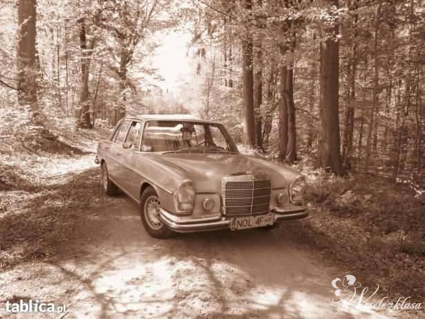 Mercedes W-108 limuzyna z lat 60-tych do wynajęcia, Gdańsk - zdjęcie 1