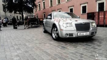 CHRYSLER 300C 5,7 WYNAJEM AUTA, Samochód, auto do ślubu, limuzyna Kosów Lacki