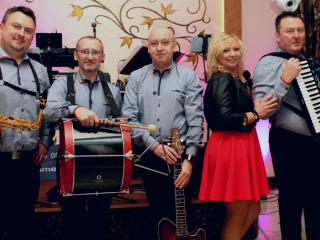 Zespół muzyczny COMES skład 5-osobowy,  Zgierz