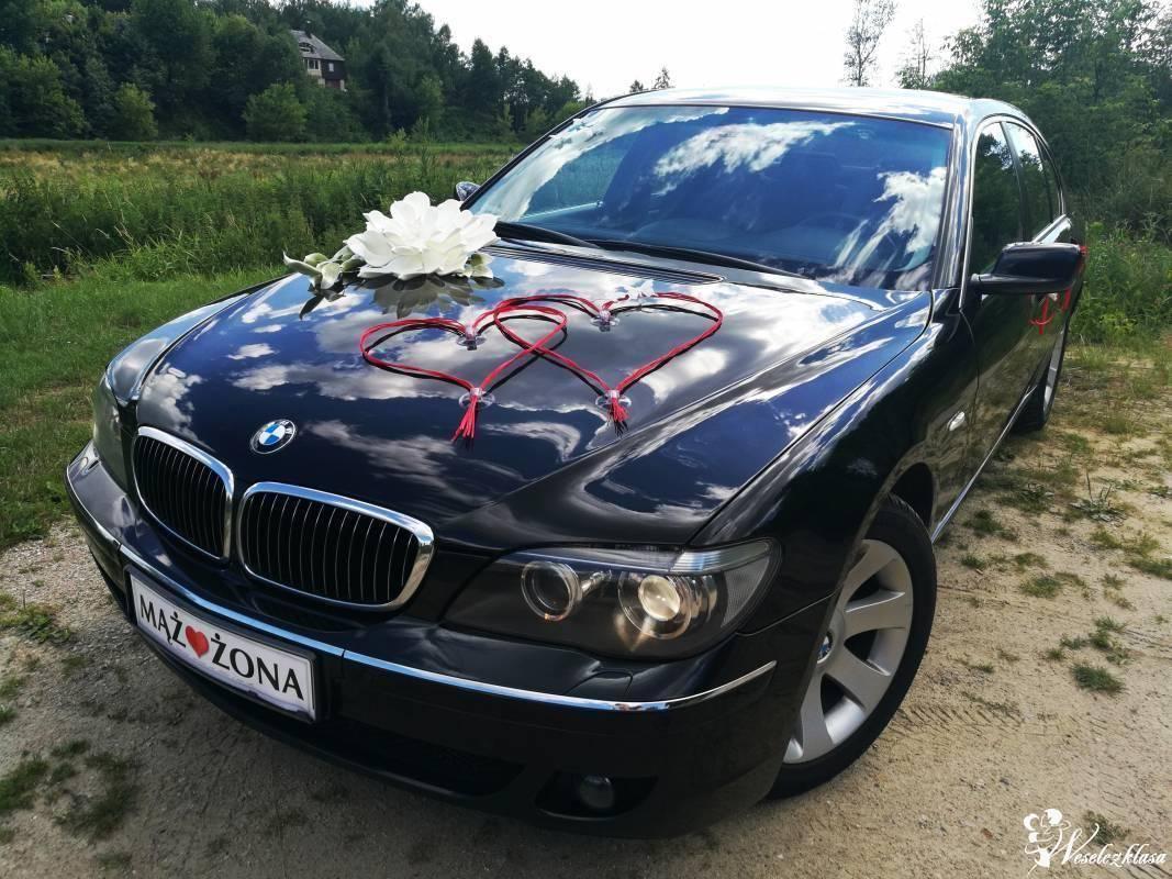 Komfortowy samochód do ślubu/piękne i luksusowe BMW/ Pirotechnika, Warszawa - zdjęcie 1