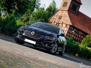 Auto do ślubu Renault Talisman.,  Elbląg